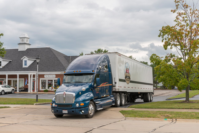 Lizzie Mae's Bird Seed drivers deliver our products to over 200 stores in 20 states